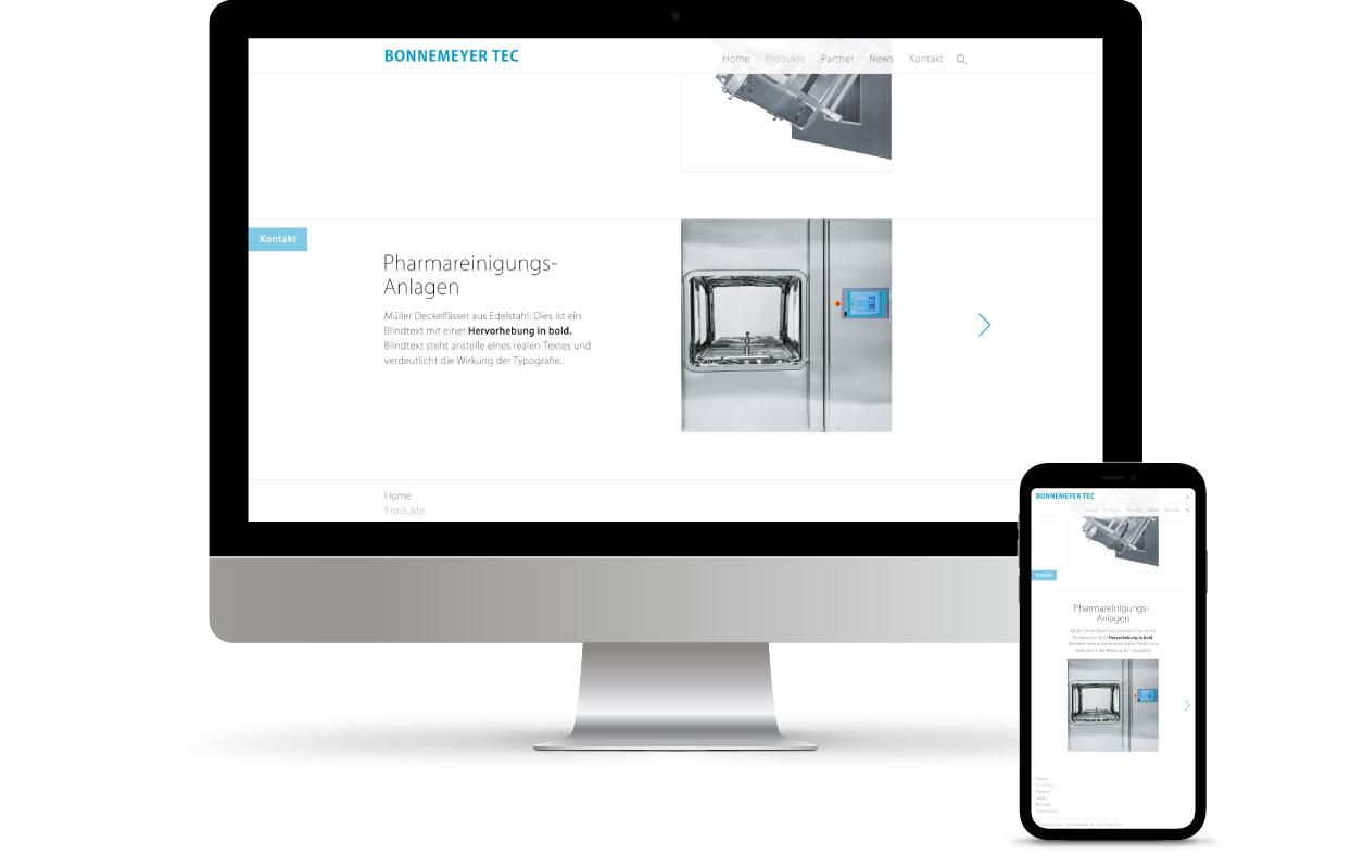 Bonnemeyer Tec – Containment und mechanische Verfahrenstechnik