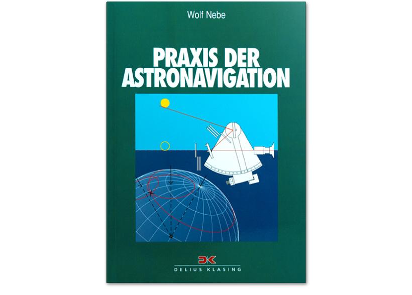 Delius Klasing Verlag – Astronavigation Titel deutsche Ausgabe