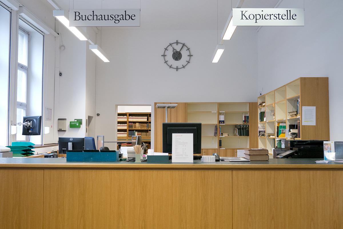 Bibliothek Deutsches Museum – München